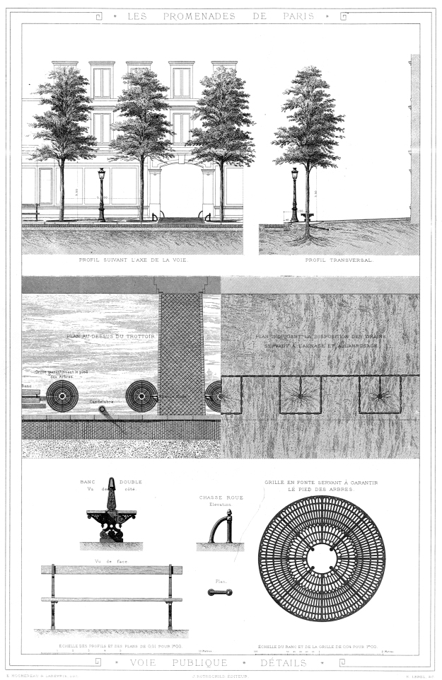 planche mobilier